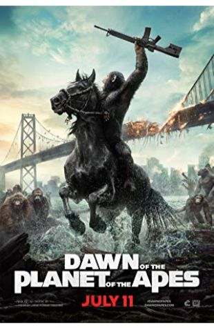 Dawn of the Planet of the Apes Joe Letteri
