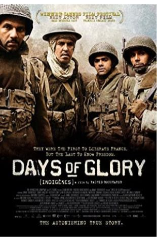 Days of Glory Jamel Debbouze