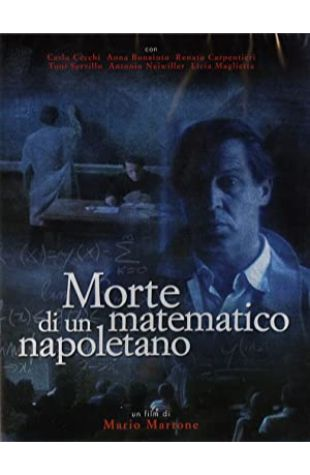 Death of a Neapolitan Mathematician Mario Martone
