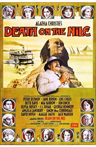 Death on the Nile Angela Lansbury