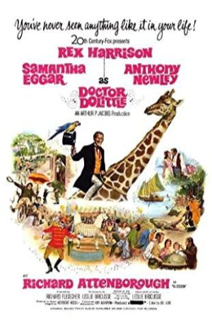 Doctor Dolittle Leslie Bricusse
