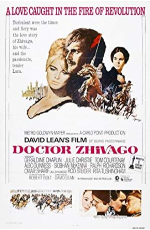 Doctor Zhivago Robert Bolt