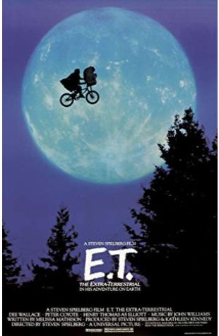 E.T. the Extra-Terrestrial Melissa Mathison