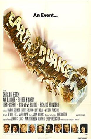Earthquake Ronald Pierce