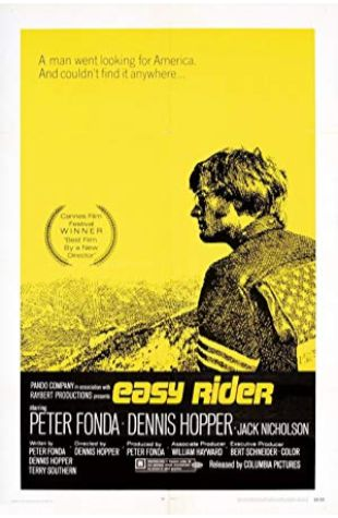 Easy Rider Jack Nicholson