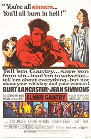 Elmer Gantry Shirley Jones