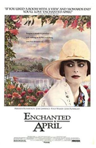 Enchanted April Joan Plowright