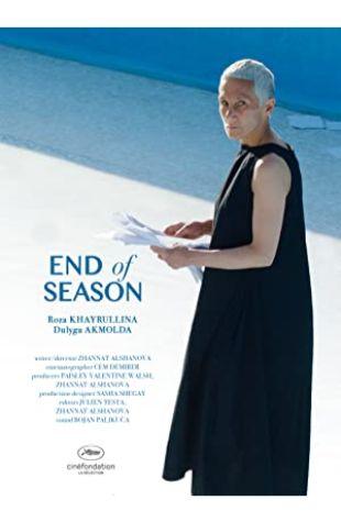 End of Season Zhannat Alshanova