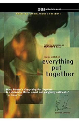 Everything Put Together Marc Forster