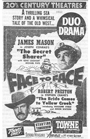 Face to Face James Mason