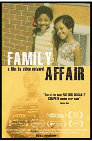 Family Affair Chico Colvard