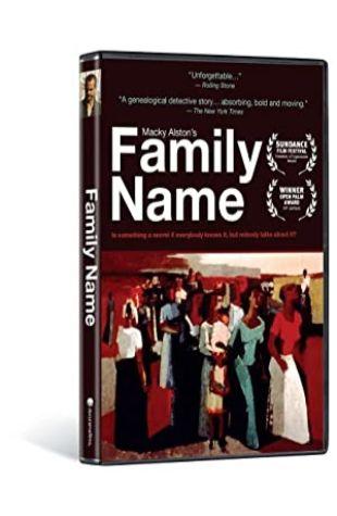 Family Name Macky Alston