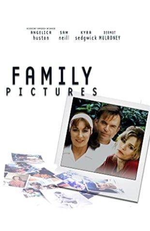 Family Pictures Anjelica Huston
