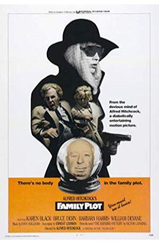 Family Plot Ernest Lehman