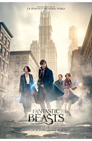Fantastic Beasts and Where to Find Them Colleen Atwood