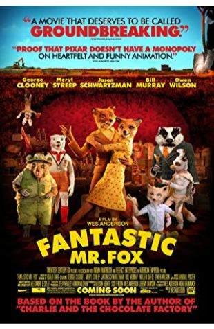 Fantastic Mr. Fox Wes Anderson