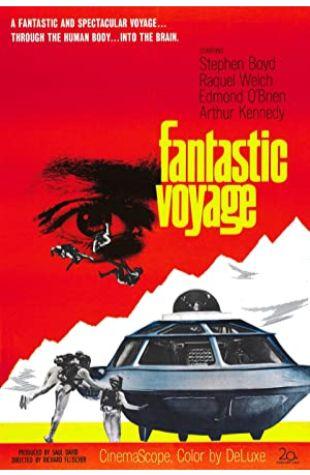 Fantastic Voyage Art Cruickshank