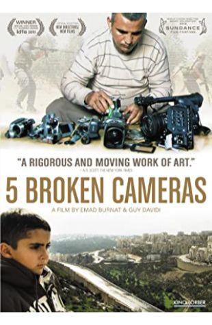 Five Broken Cameras Emad Burnat