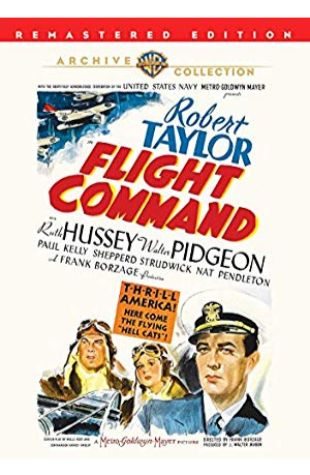 Flight Command A. Arnold Gillespie