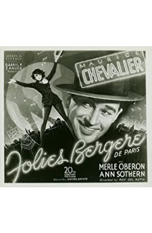 Folies Bergre de Paris Dave Gould