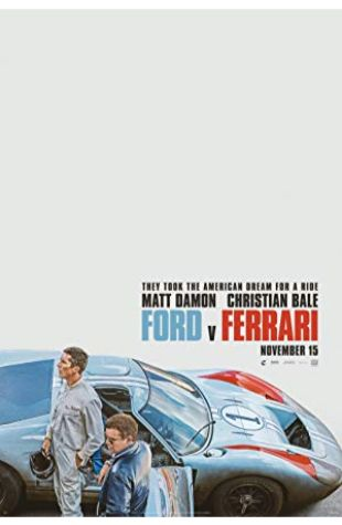 Ford v Ferrari James Mangold