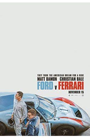 Ford v Ferrari Michael McCusker