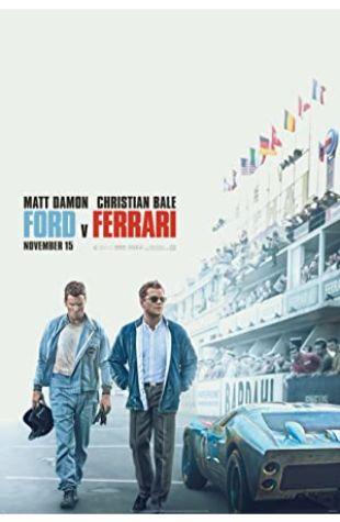 Ford v Ferrari Andrew Buckland