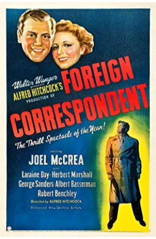 Foreign Correspondent Paul Eagler