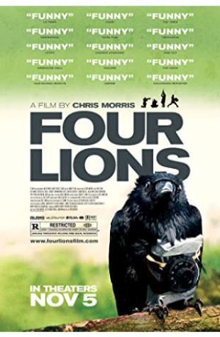 Four Lions Jesse Armstrong