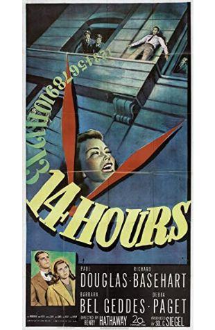 Fourteen Hours Richard Basehart