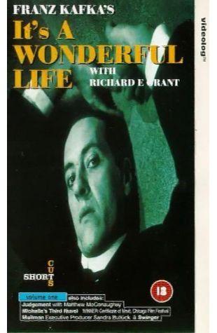 Franz Kafka's It's a Wonderful Life Peter Capaldi