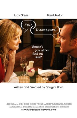 Full Disclosure Douglas Horn