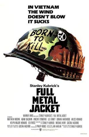 Full Metal Jacket Stanley Kubrick