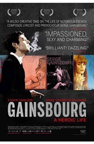 Gainsbourg: A Heroic Life Eric Elmosnino