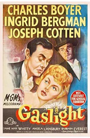 Gaslight Ingrid Bergman