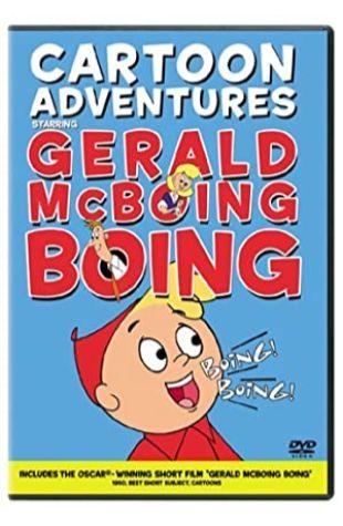 Gerald McBoing-Boing Stephen Bosustow