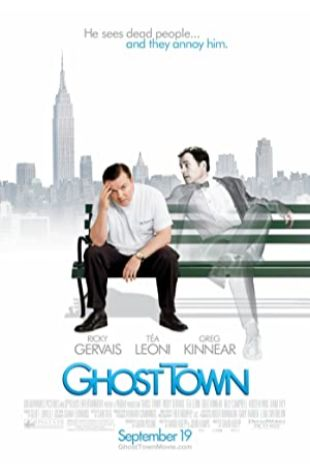 Ghost Town Ricky Gervais