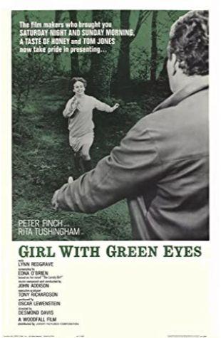 Girl with Green Eyes Desmond Davis