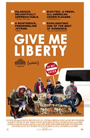 Give Me Liberty Kirill Mikhanovsky