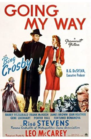 Going My Way Jimmy Van Heusen