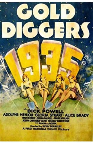 Gold Diggers of 1935 Harry Warren