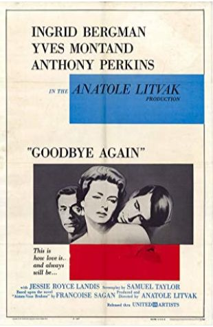 Goodbye Again Anthony Perkins