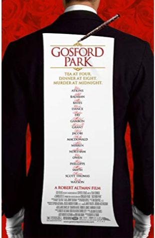 Gosford Park Maggie Smith