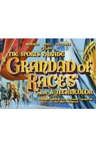 Grandad of Races Gordon Hollingshead