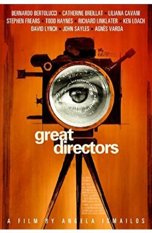 Great Directors Angela Ismailos