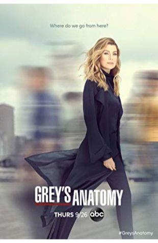 Grey's Anatomy Justin Chambers