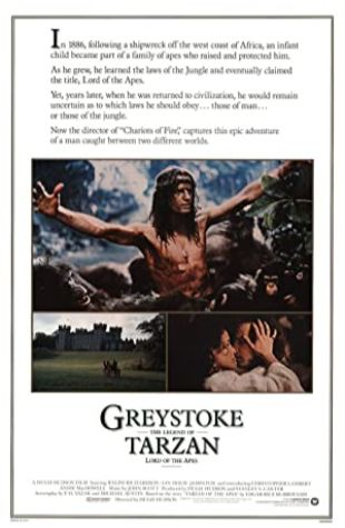 Greystoke: The Legend of Tarzan, Lord of the Apes Ralph Richardson