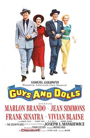 Guys and Dolls Jean Simmons