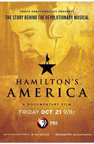 Hamilton's America Alex Horwitz