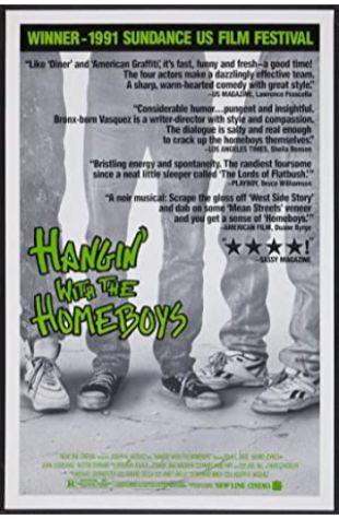 Hangin' with the Homeboys Joseph B. Vasquez